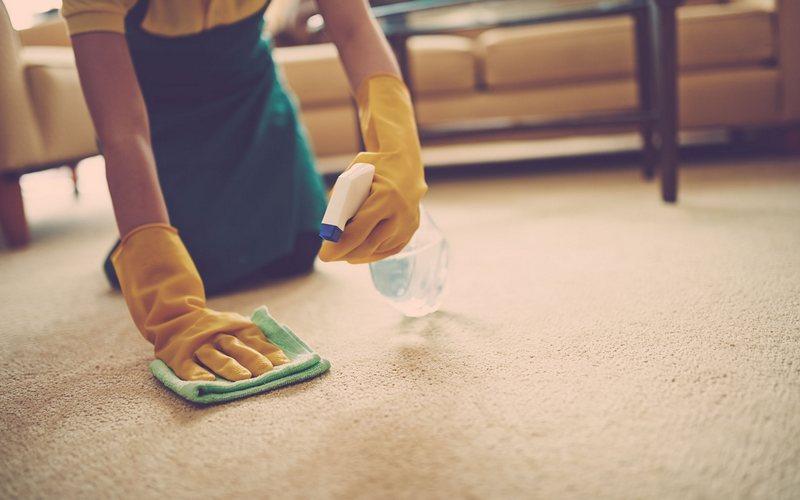 фото Що потрібно знати про хімчистці килимів