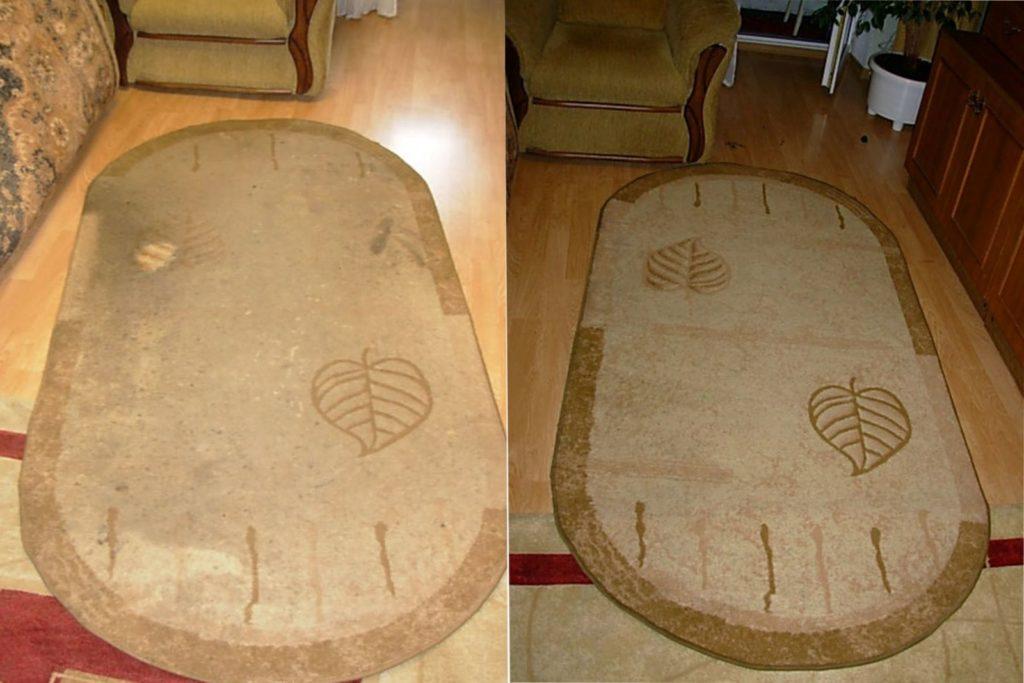фото Для чего нужна химчистка ковров