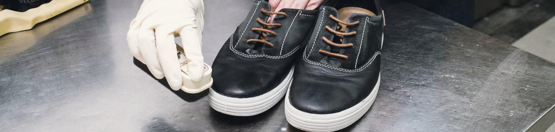 фото Химчистка обуви