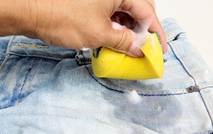 отстирывает ли химчистка жирные пятна