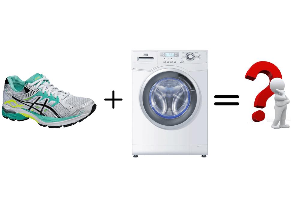 Як прати кросівки в ручну