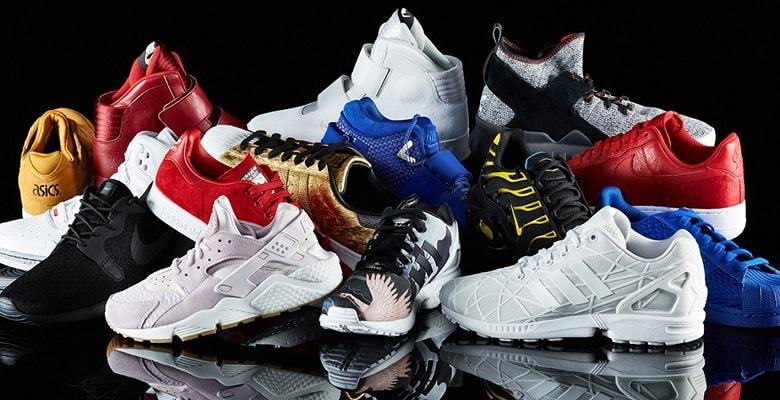 Варианты сушки обуви