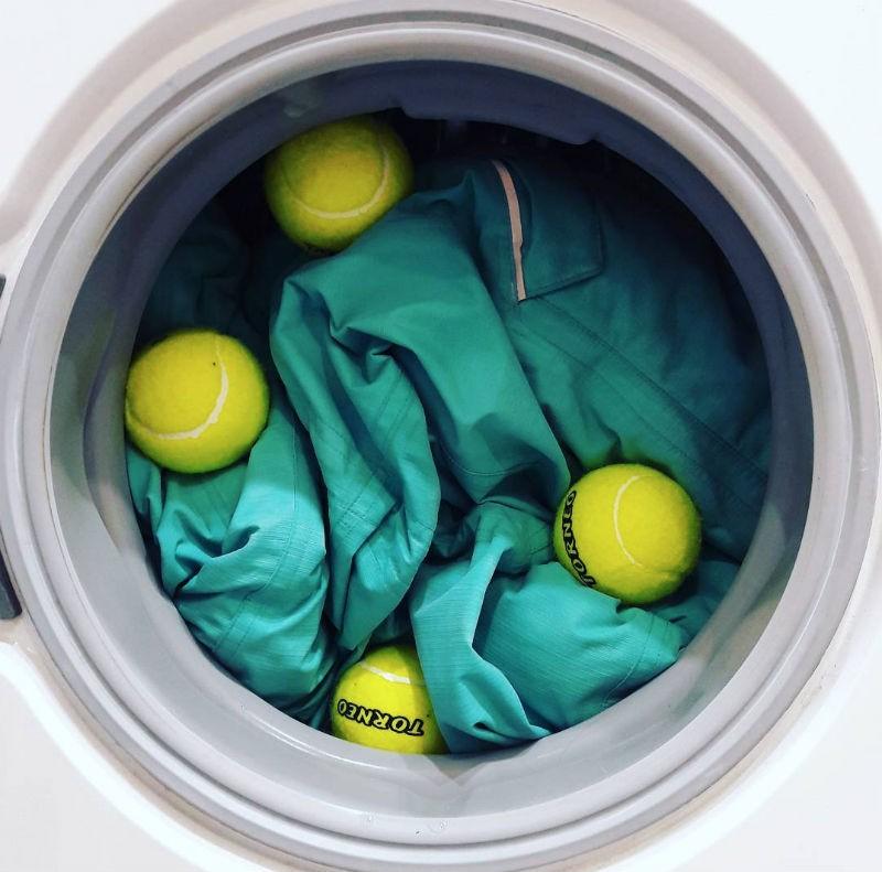 Как стирать пуховик на синтепоне