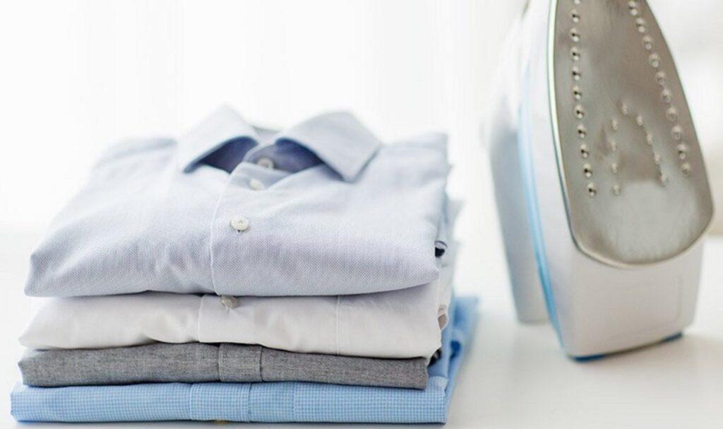 Як правильно гладити чоловічі сорочки