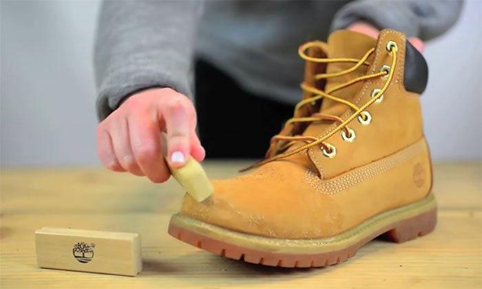 Як доглядати за взуттям з нубуку