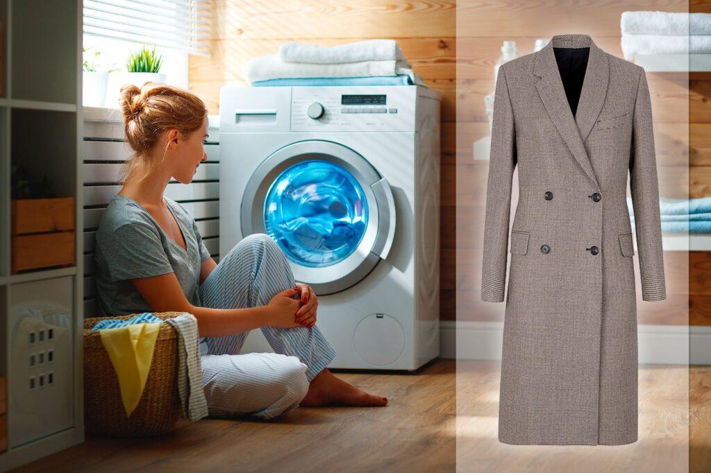Як доглядати за вовняним пальто